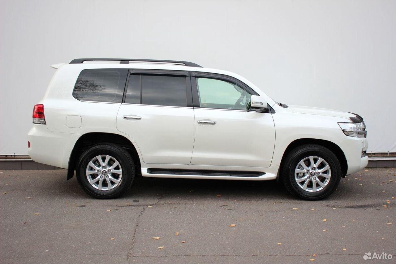 Toyota Land Cruiser, 2019  84822396411 купить 4