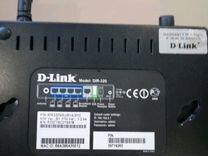 Роутер D-link DIR-320 — Товары для компьютера в Магнитогорске