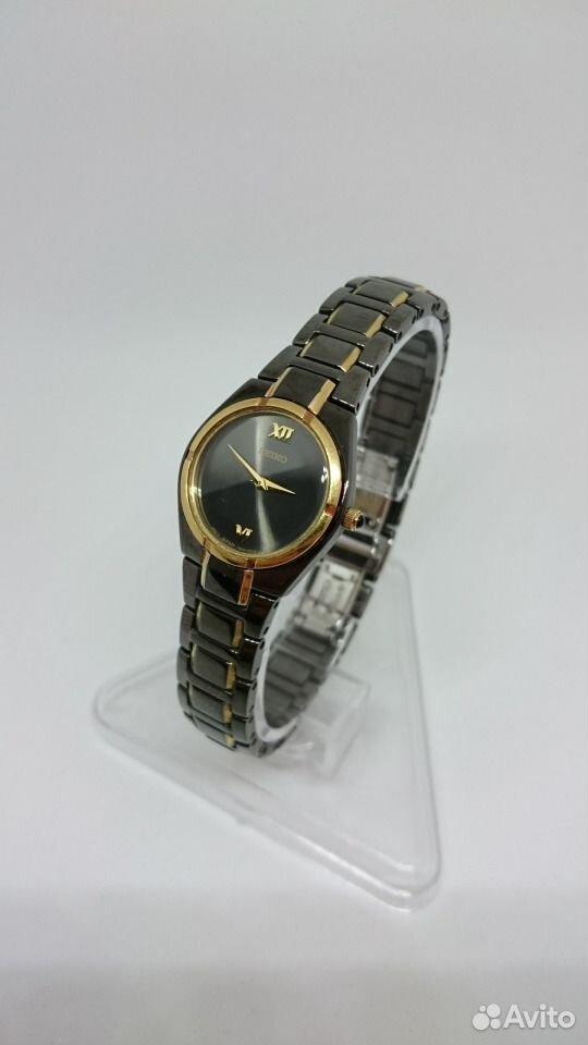 Женские наручные часы Seiko 1N00-0LS0 R2  89525003388 купить 5
