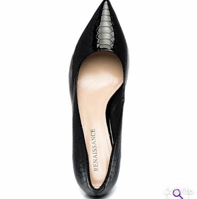 Туфли кожаные  89836252833 купить 3