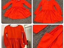 Платье для девочки H&M 2-4 года