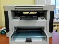 Мфу принтер копир сканер HP M1120mfp