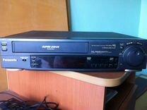Видеомагнитофон Panasonic NV-SD 20 (made in Japan)