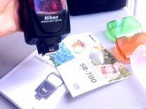 Фотовспышка Nikon speedlight SB-700 поворотная