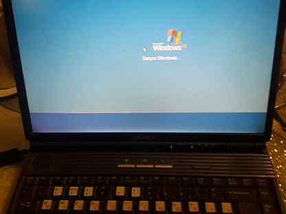 Ноутбук sony vaio PCG-984L