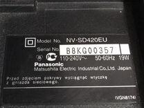 Видеомагнитофон Panosonic записывающий