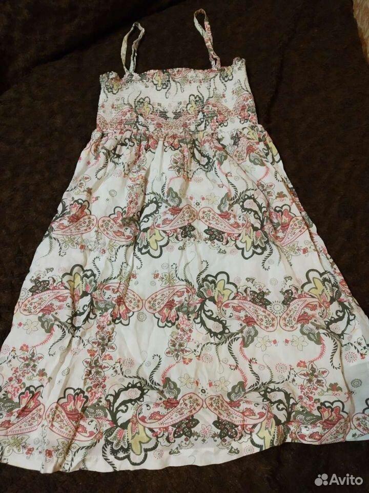 Платье легкое,на резинке  89045913435 купить 1