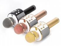 Блютуз микрофон wster 858