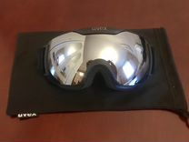 Горнолыжная маска uvex