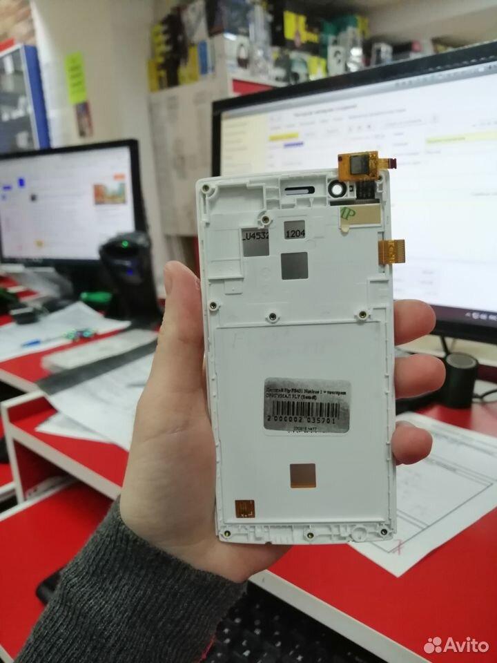 Экран на телефон Fly FS451 Nimbus 1 + touch  89003081353 купить 3