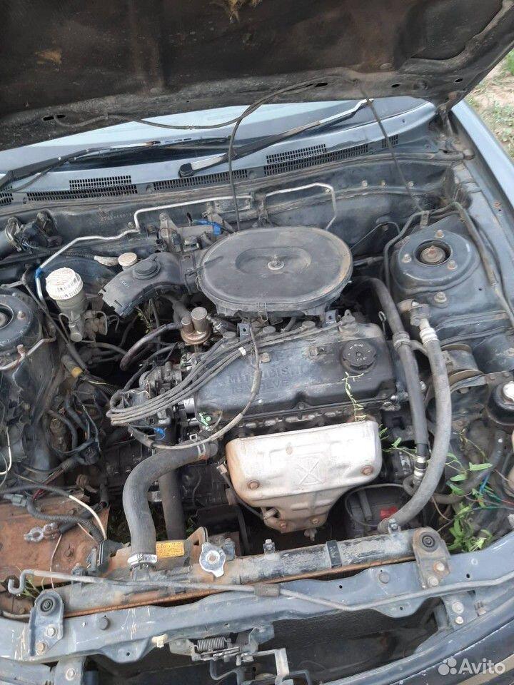 Mitsubishi Galant, 1993  89644639387 купить 5