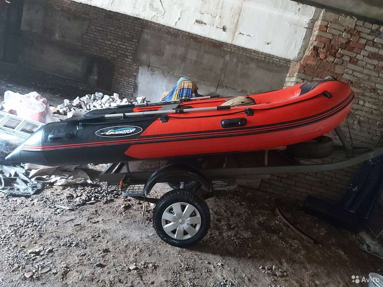 Лодка пвх под мотор