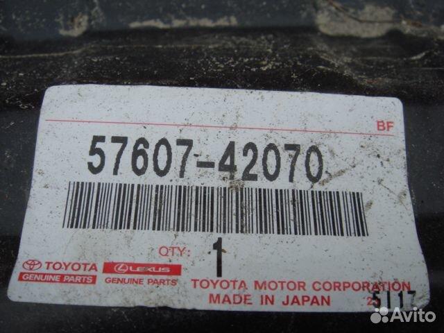 Тойота рав4 кузовной усилитель 2013-19  89205500007 купить 5