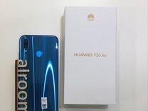 Huawei P20 lite синий ультрамарин
