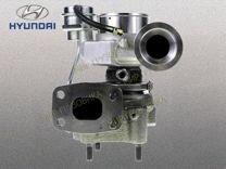Турбина Hyundai HD78 Хендай hd 78 D4GA 2821048000