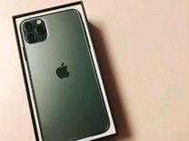 iPhone 11 pro Max green — Телефоны в Нальчике
