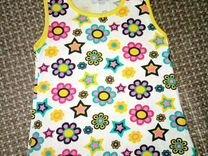 Платье, футболки комбенизон для девочки