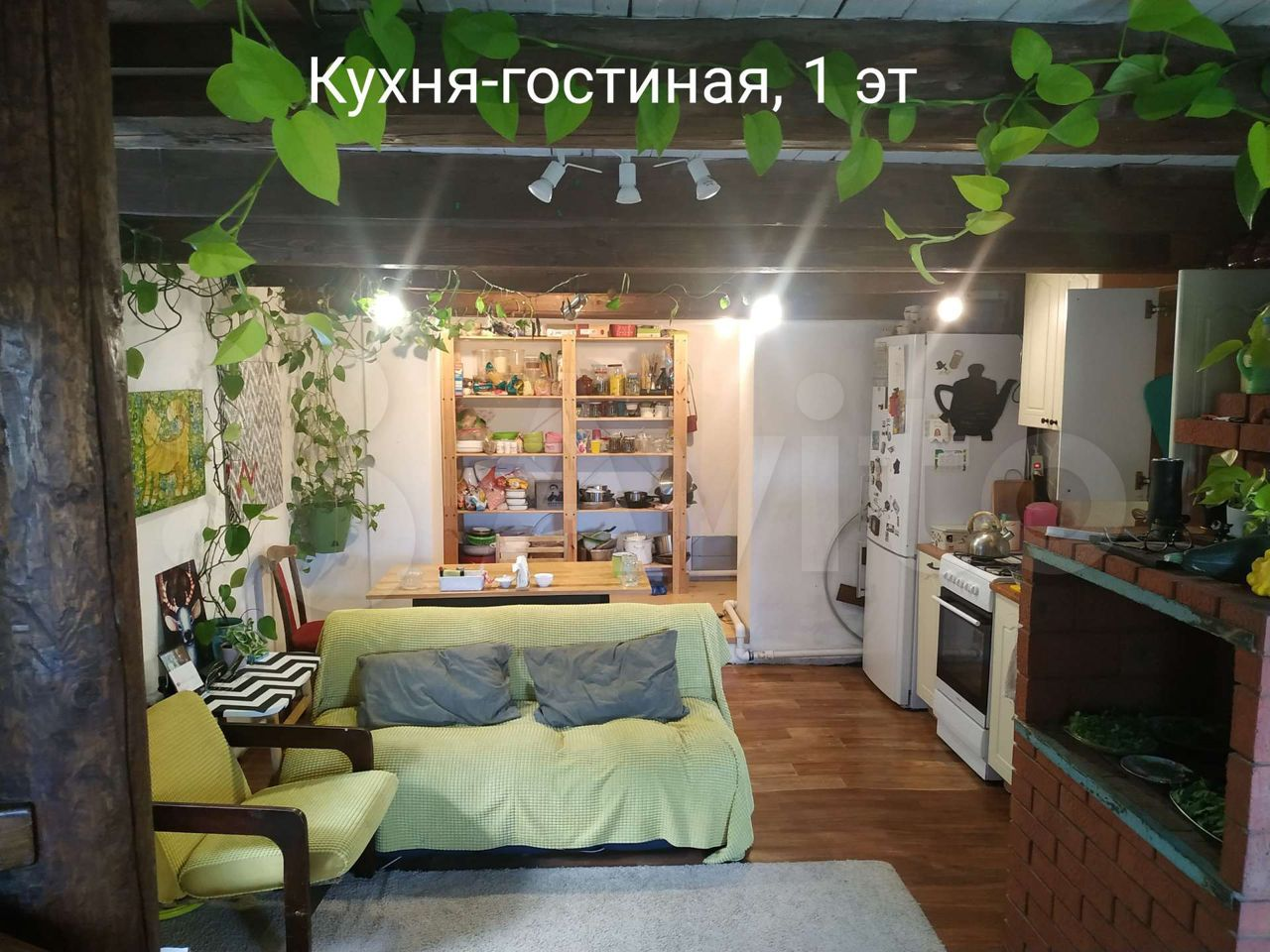 Дом 108 м² на участке 10 сот.  89068977751 купить 3