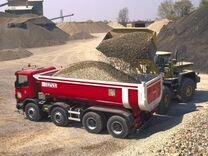 Доставка Песок Щебень (0111)