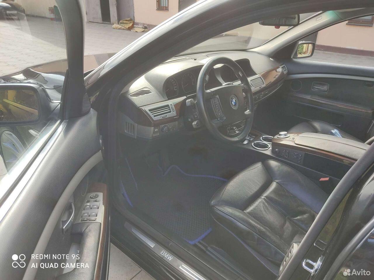 BMW 7 серия, 2004  89050052973 купить 7