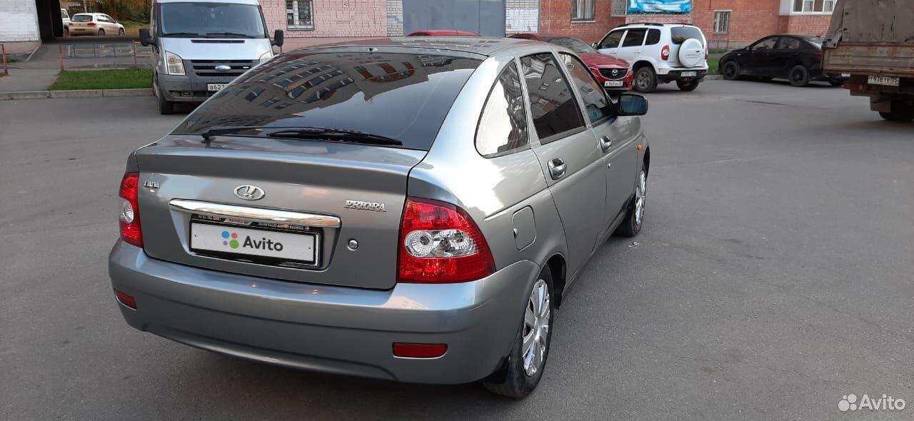 LADA Priora, 2008  89992603011 купить 10