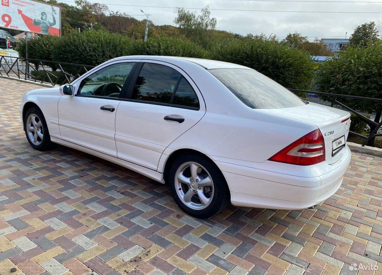 Mercedes-Benz C-класс, 2006  89624991486 купить 2