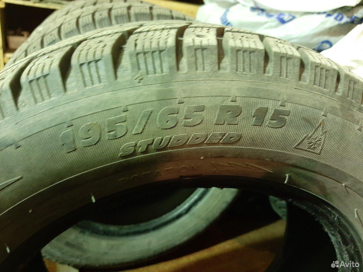 Michelin X-ICE north 195x65 R15  89964633461 купить 3