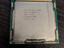 Процессор Intel i5-760 2800Mhz LGA 1156