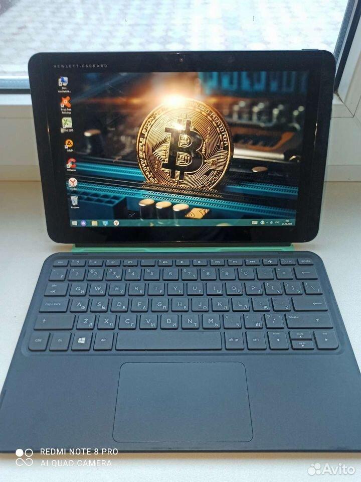 HP планшет компьютер  89280160063 купить 1