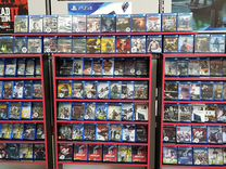 Обмен и продажа дисков для PS3, PS4