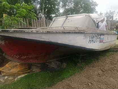 """Продам лодку """" Амур-Д"""""""