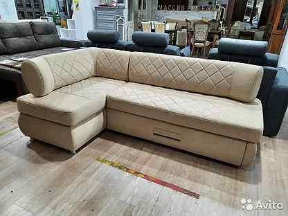 Рапид, угловой диван, кухонный уголок
