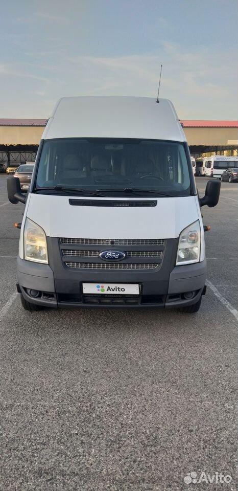 Ford Transit, 2013  89886754031 купить 3