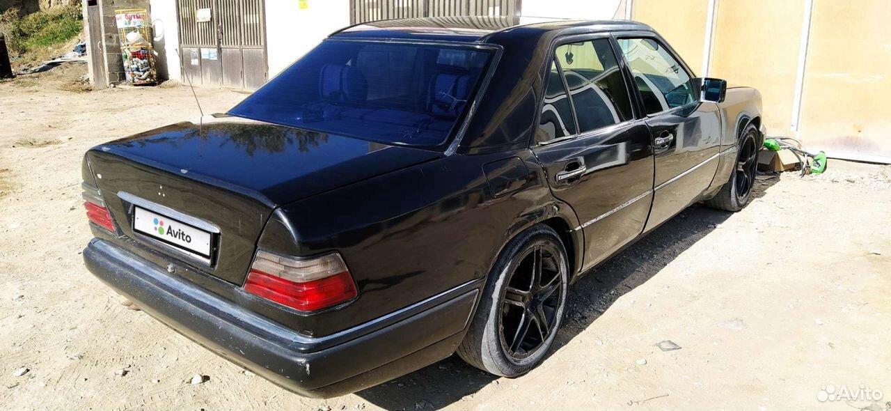 Mercedes-Benz W124, 1993  89674089777 купить 2