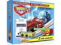 """Dendy Simba's """"Race Car"""" 260-in-1 (8-bit)"""