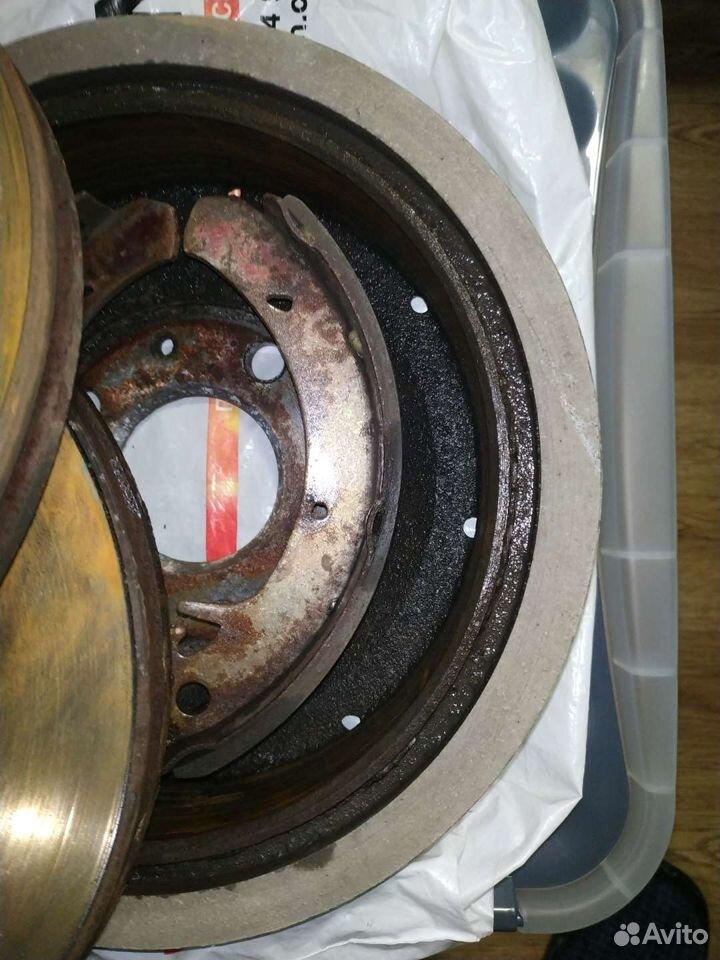 LADA тормоза (диски, барабаны, колодки hi-q)  89295005243 купить 4