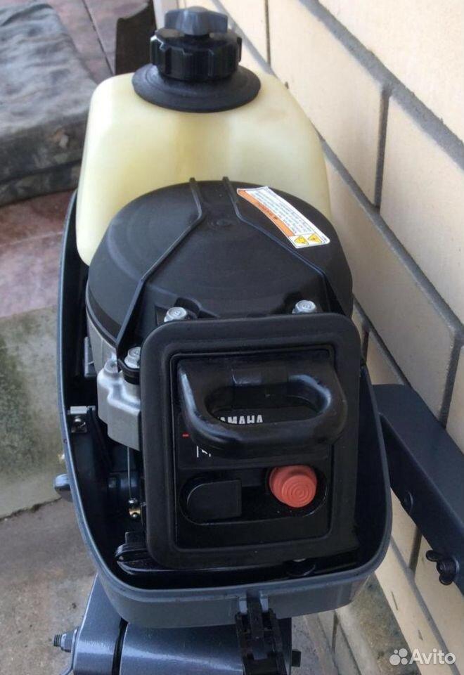 Подвесной лодочный мотор Yamaha 3  89674647400 купить 4