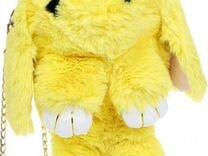 Сумка меховая заяц/ Кролик