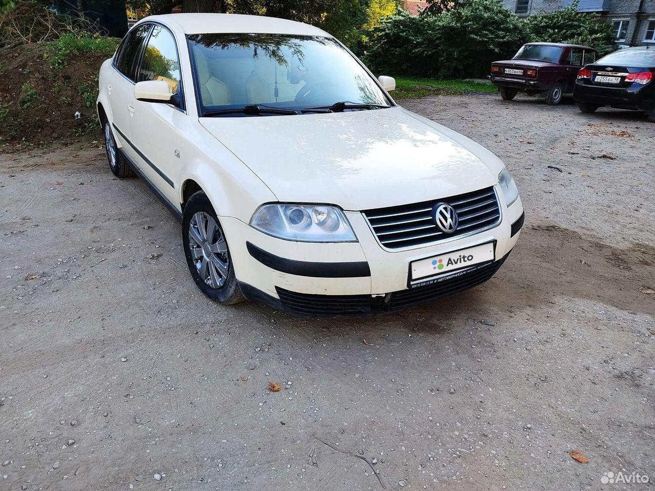 Volkswagen Passat, 2001  89062248085 купить 3