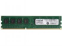 Оперативная память DDR 3 1600 мгц