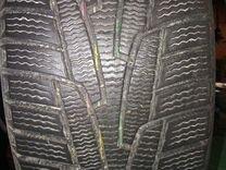 Продам отличные шины на литых дисках
