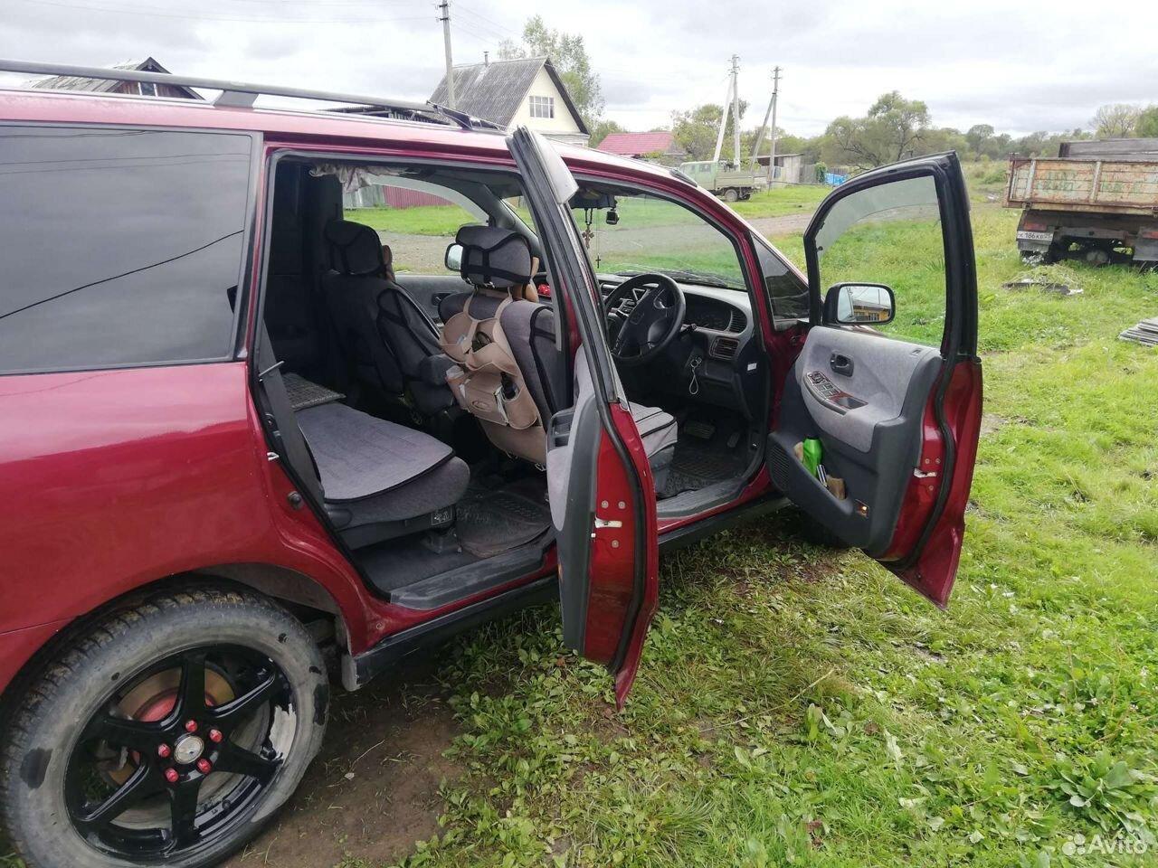 Honda Odyssey, 1997  89662714688 купить 4