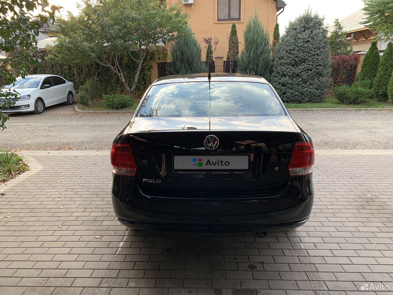 Volkswagen Polo, 2012  89181816138 купить 6