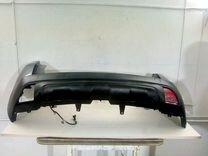 Бампер задний Peugeot 2008 2013)