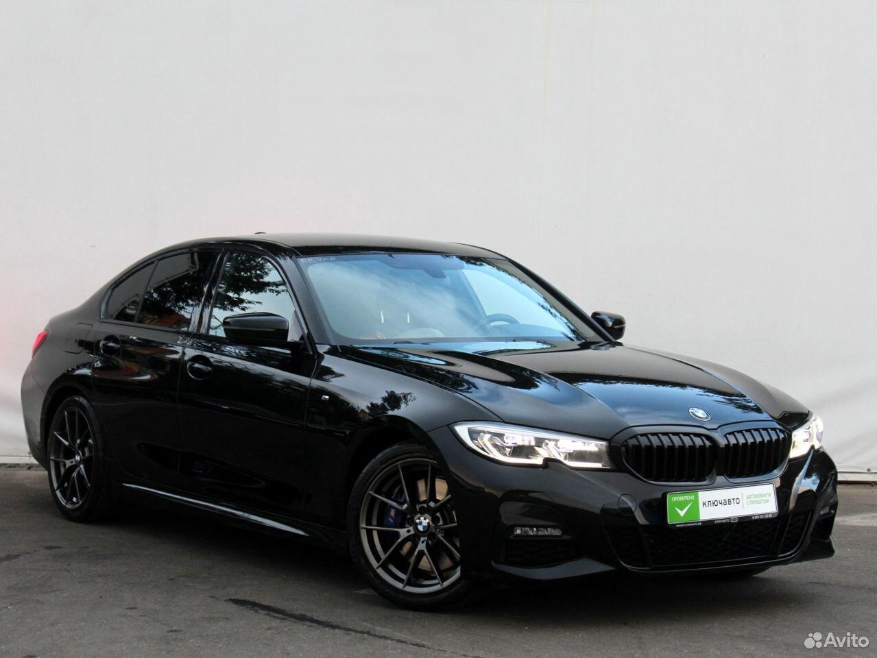 BMW 3 серия, 2019  88613258581 купить 2