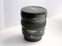 Продам объектив EF Canon 20 мм f/2.8