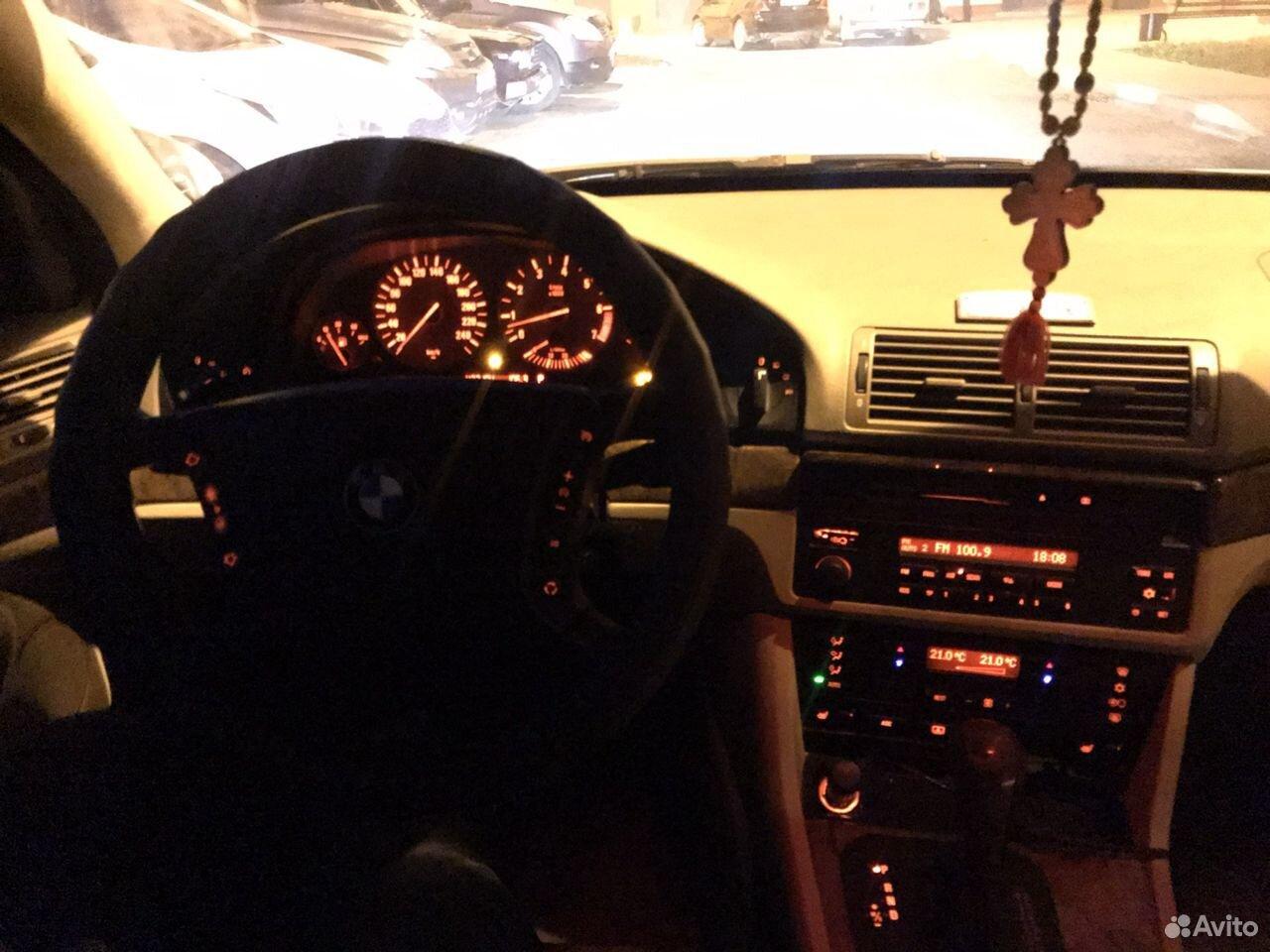 BMW 5 серия, 1998 89606328319 купить 10