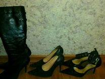 Обувь пакетом 36 р