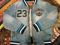 Куртка на 4-6лет