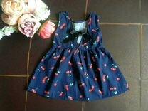 Новое платье 2-3 года